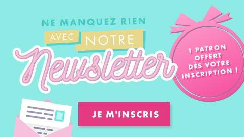 Newsletter - Un patron offert