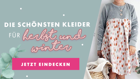 Anleitungen Herbst & Winterkleider
