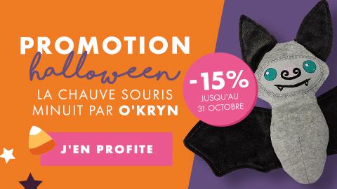 Promo halloween - O'kryn