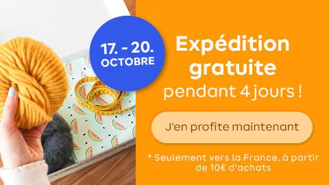 Expédition gratuite 10.21 World