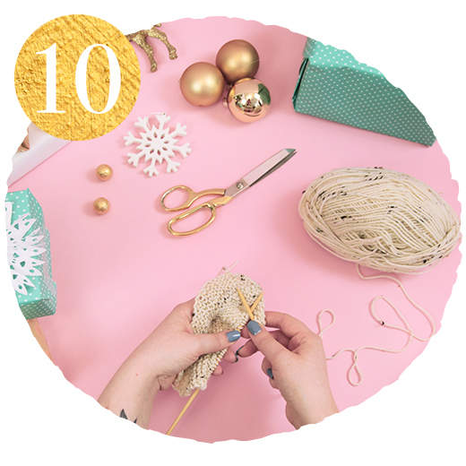 Makerist - Advent door 10