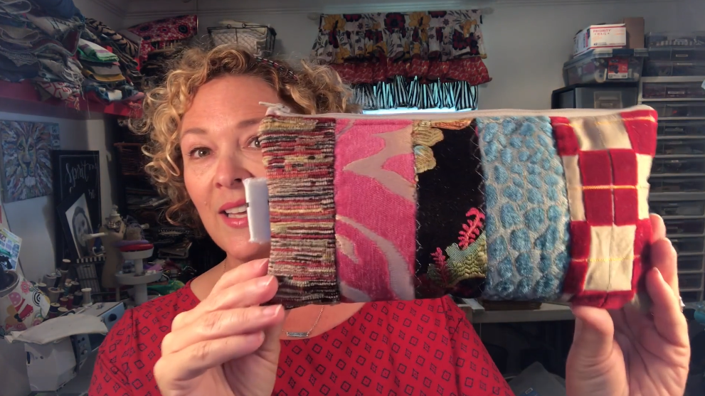 How to Sew a Patchwork Bag