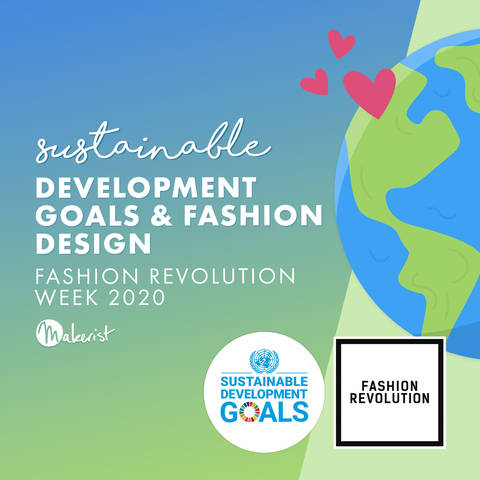 Webinar - Sustainable Development Goals and Fashion Design