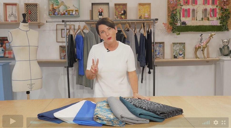Cours de modélisme pantalon - apprenez à patronner - Cours chez Makerist - Image 1