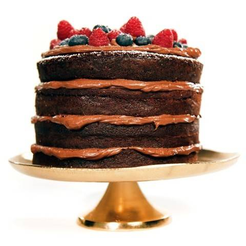 Naked Cake backen