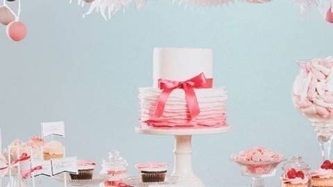 Hochzeitstorte: Sweet Table - Makerist Videokurs
