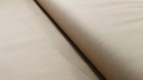 Baumwollstoff beige uni: Heide - 150 cm im Makerist Materialshop