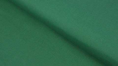 Baumwollstoff dunkelgrün uni: Heide - 150 cm im Makerist Materialshop