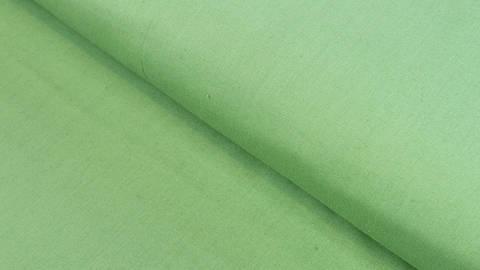 Baumwollstoff grün uni: Heide - 150 cm im Makerist Materialshop