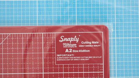 A2 Schneidematte von Snaply - 60cm x 45cm im Makerist Materialshop