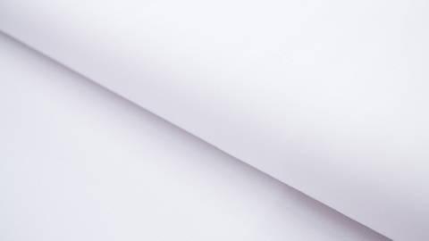 Baumwollstoff weiß uni: Heide - 150 cm im Makerist Materialshop
