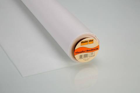 Vlieseline Vliesofix Bondaweb beidseitig fixierbar: Applizieren & Aufbügeln - 90 cm im Makerist Materialshop
