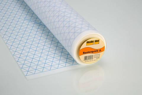 Rasterquick Dreieck-Einlage für Patchwork zum Einnähen - 90 cm im Makerist Materialshop