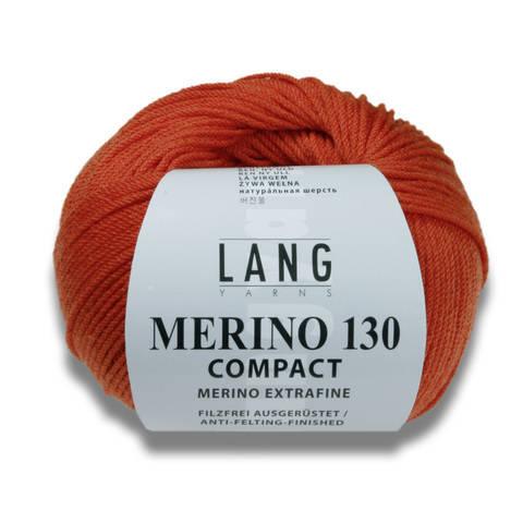 MERINO 130 COMPACT par Lang Yarns dans la mercerie Makerist