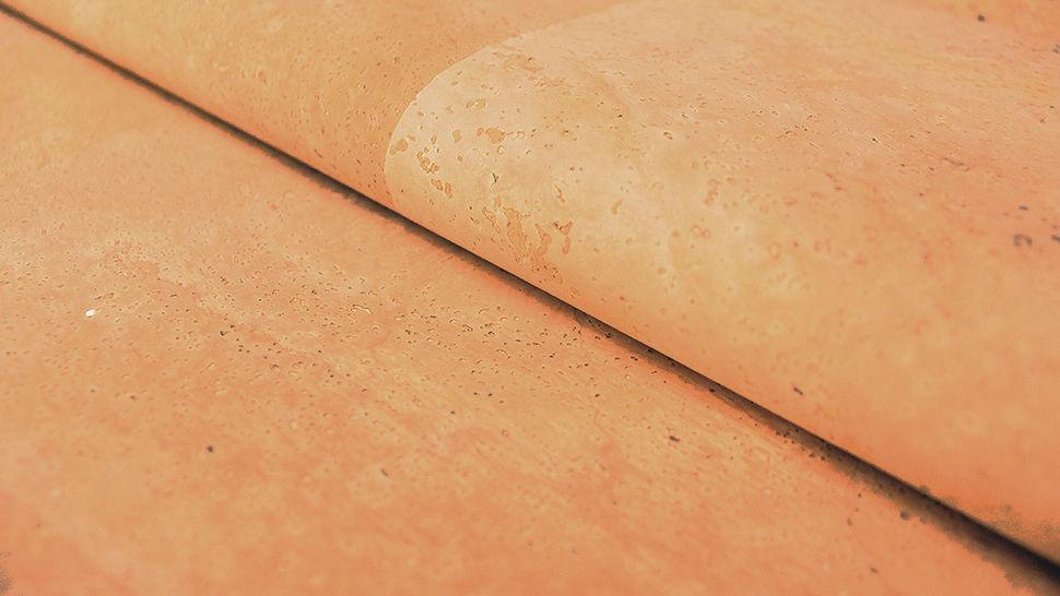 Braune Korkfolie Naturprodukt: Kork - 100 cm im Makerist Materialshop - Bild 1