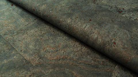 Jeans Korkfolie Naturprodukt: Kork - 100 cm im Makerist Materialshop