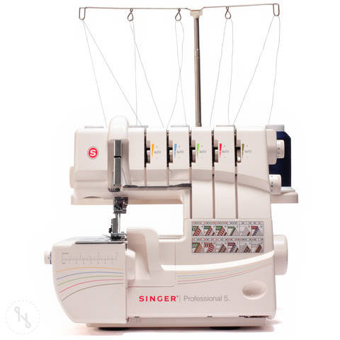 Overlockmaschine - Singer Professional 5 im Makerist Materialshop
