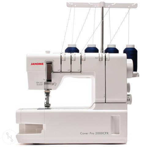 Coverlock Janome Cover Pro 2000 CPX im Makerist Materialshop