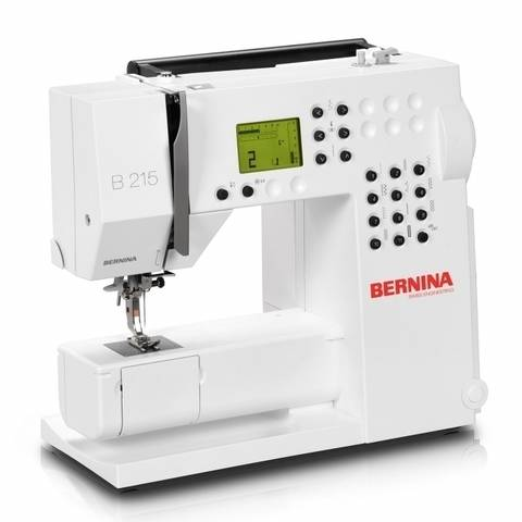 Nähmaschine Bernina 215 im Makerist Materialshop