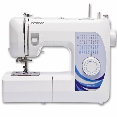 Nähmaschine Brother XQ-3700 im Makerist Materialshop