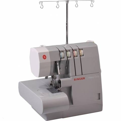 Singer Overlock 854 Heavy Duty im Makerist Materialshop
