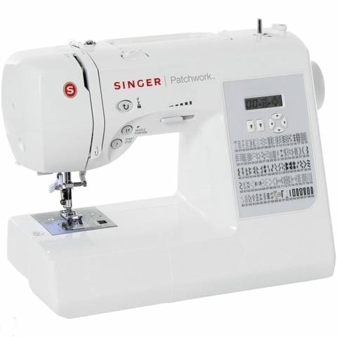 Singer Patchwork 7285Q im Makerist Materialshop