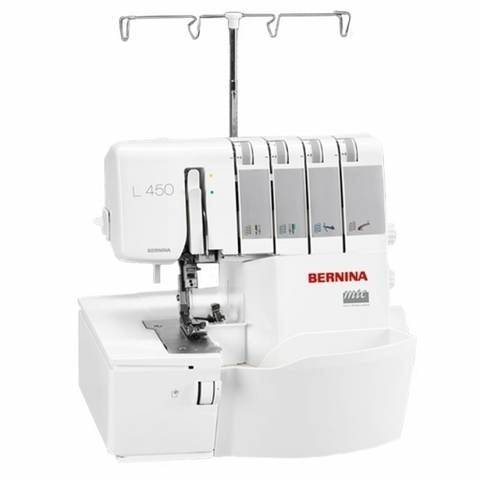 Overlock Bernina L 450 im Makerist Materialshop