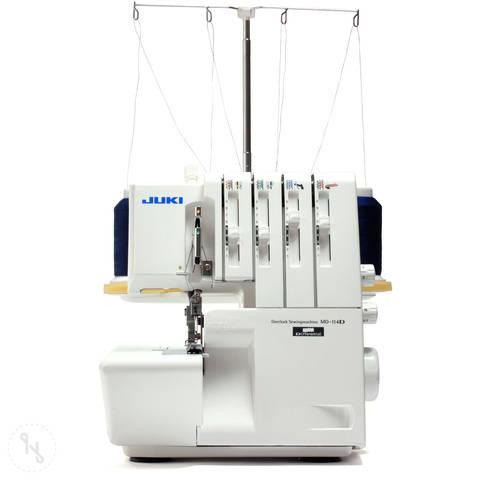 Overlock Juki MO-114D im Makerist Materialshop