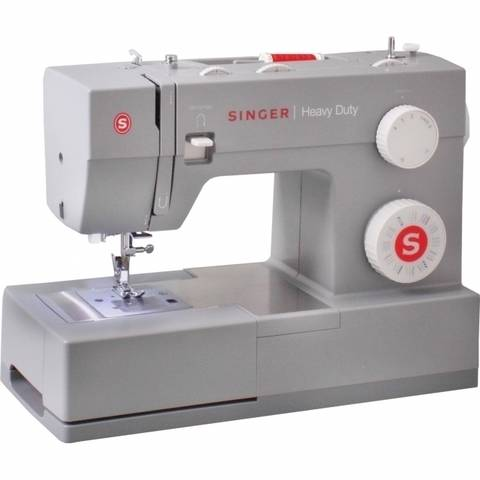 Singer Heavy Duty 4432 im Makerist Materialshop