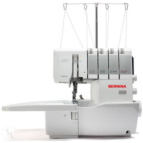 Overlock Bernina L 460 im Makerist Materialshop