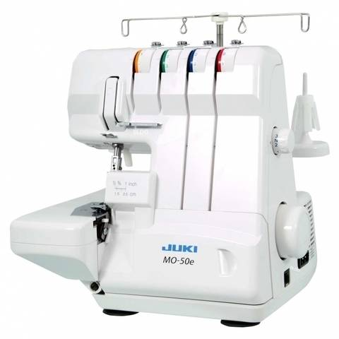 Overlock Juki MO-50e im Makerist Materialshop