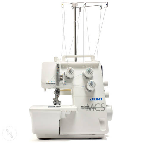 Coverlock Juki MCS-1500 im Makerist Materialshop