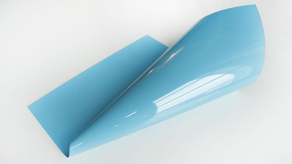 Flex premium pour plotter S - bleu ciel dans la mercerie Makerist - Image 1