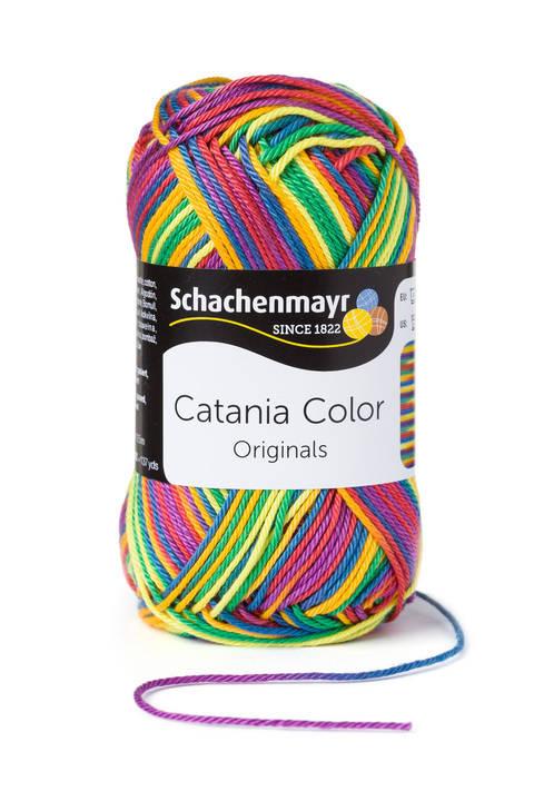 Catania Color von Schachenmayr - 00082 clown im Makerist Materialshop