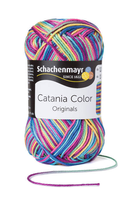 Catania Color von Schachenmayr - 00093 afrika im Makerist Materialshop