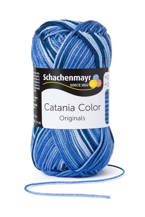Catania Color von Schachenmayr - 00201 jeans im Makerist Materialshop