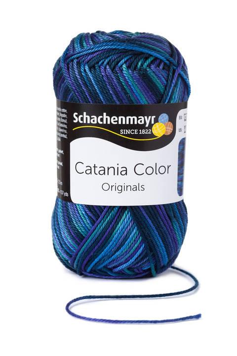 Catania Color von Schachenmayr - 00207 pfau im Makerist Materialshop