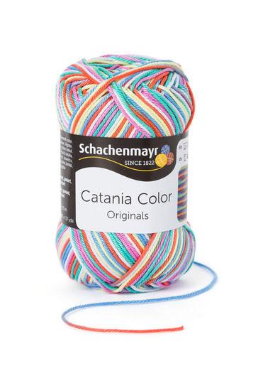 Catania Color von Schachenmayr - 00211 lollipop im Makerist Materialshop - Bild 1