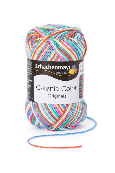 Catania Color von Schachenmayr - 00211 lollipop im Makerist Materialshop