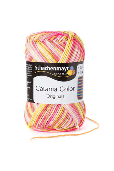 Catania Color von Schachenmayr - 00214 florida im Makerist Materialshop - Bild 1