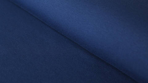 Sweatstoff dunkelblau: Eike - 155 cm im Makerist Materialshop