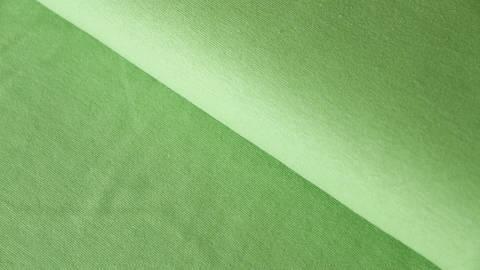 Bündchenstoff kiwigrün: Heike - 100 cm im Makerist Materialshop