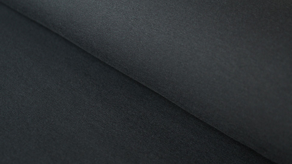 Sweatstoff schwarz: Eike - 155 cm im Makerist Materialshop - Bild 1