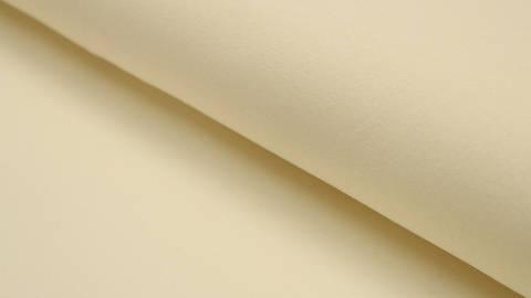 Bündchenstoff natur: Heike - 100 cm im Makerist Materialshop