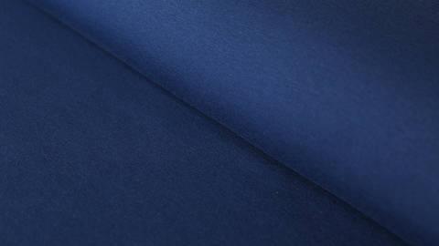 Bündchenstoff dunkelblau: Heike - 100 cm im Makerist Materialshop