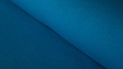 Sweatstoff dunkeltürkis: Eike - 155 cm im Makerist Materialshop