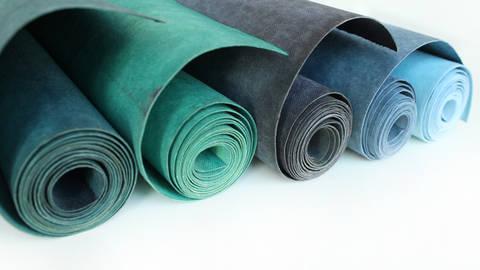 """Farbpaket """"Waldfarben"""": Waschbares Papier von kulörtexx im Makerist Materialshop"""