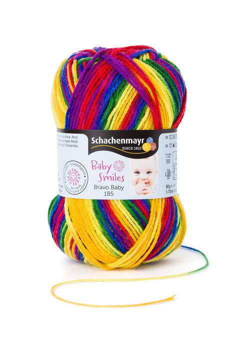 Baby Smiles 185 von Schachenmayr - 00186 clown im Makerist Materialshop