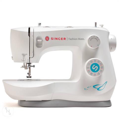 Nähmaschine Singer Fashion Mate 3342 im Makerist Materialshop