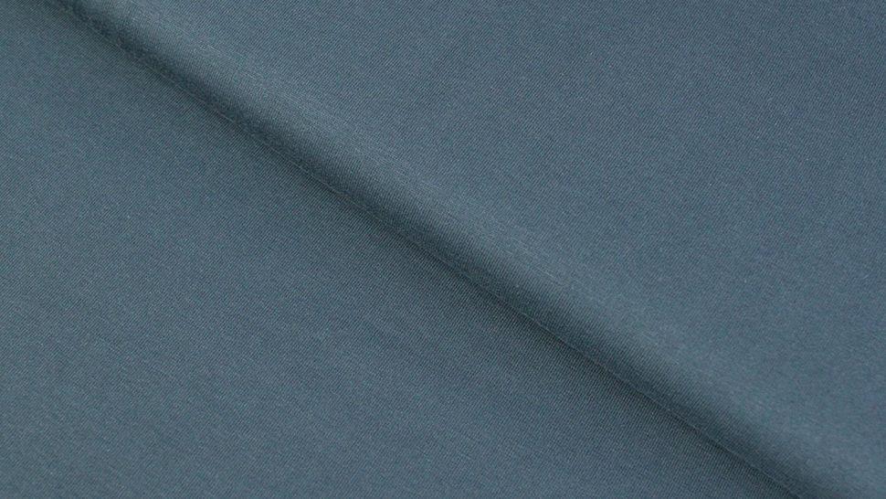 Petrolfarbener Baumwolljersey: New Petrol - 160 cm im Makerist Materialshop - Bild 1